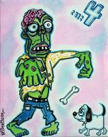 My Pet Zombie 4 - Here Boy