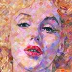 """marilyn-monroe-04-300dpi"" by RandalHuiskens"