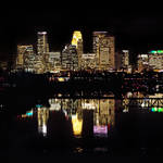 """minneapolis n"" by KarenHunnicuttPhotography"