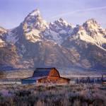 """""""Teton Barn"""" by KarenHunnicuttPhotography"""