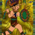 """""""Warrior"""" by SharsImagination"""