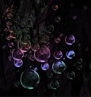 colored bubbles avant garde2