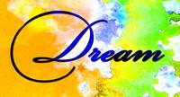 dream watercolor overlay