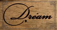 dream wood engrave