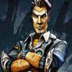 """Hey Vault Hunters Handsome Jack Here"" by themidnightstreets"
