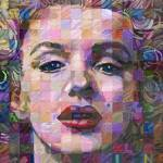 """Marilyn Monroe #5"" by RandalHuiskens"