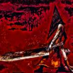 """Pyramid Head2"" by themidnightstreets"