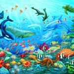 """Ocean Life"" by PhilWilson"