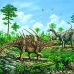 """""""Huayangosaurus"""" by PhilWilson"""