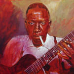 """Robert Johnson"" by DavidLloydGlover"
