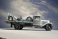 Hot Rod Hauler II 1934