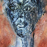 """Annette 1 (homage Giacometti)"" by judys"
