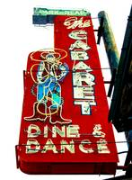 The Cabaret : Dine and Dance