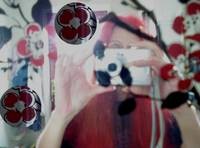 Reflection in medias pop art