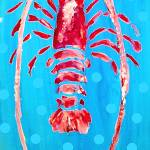 """Caribbean Spiny Lobster"" by depaula"