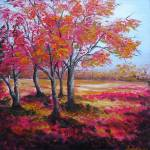 """Red forest"" by Jandy"