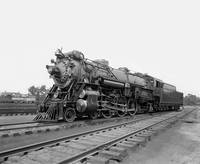 Southern Railroad Steam Locomotive