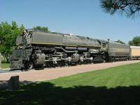 4 6 6 4 Steam Locomotive