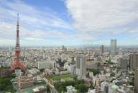 Morning View from Atago Tower 1 (HDRI)