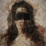 """""""les yeux bandés (Blindfold)"""" by DavidKessler"""