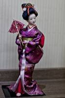 Purple Geisha