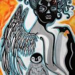 """The Penguin Guardian"" by ArtPrints"