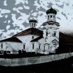 """Alaska: Russian Orthodox in Unalaska 3"" by ruthking"