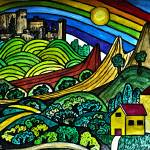 """The Castles Rainbow"" by Countryswiss"