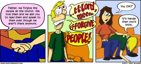 Me Forgive People