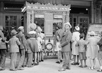 1941 Movie Theater African American