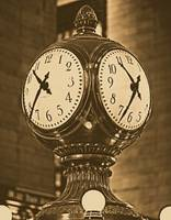 New Grand Central Station Clock