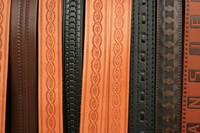 Stamped Belts