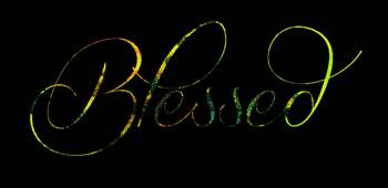 blessed special color inside