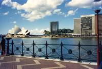 Sydney Harbour and Opera House, Australia