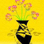 """Flower Vase"" by Almdrs"