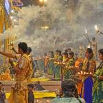 """Dev Deepavali celebrations in Varanasi"" by Bhaswaran"