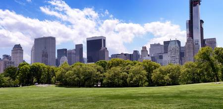 Sheep Meadow Panorama 2