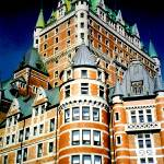 """Chateau Frontenac Quebec, Canada"" by Patflinschrod"