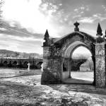 """The Guardian Angel Chapel in ponte de Lima"" by vribeiro"
