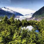 """1 Mendenhall Glacier 13 HDR 2"" by NaturePlusStudios"