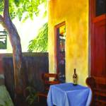 """""""Afternoon at The Monk"""