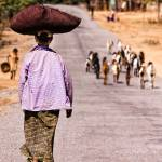 """Woman in Rural Myanmar"" by mjphoto-graphics"