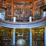 """Library of Pannonhalma Archabbey."" by mjphoto-graphics"