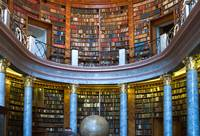Library of Pannonhalma Archabbey.