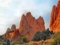 MOUNT  - GARDEN OF THE GODS