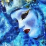 """""""Sad Masque"""" by Art_by_Lilia"""