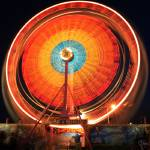 """Flying Ferris Wheel"" by chrisjw"
