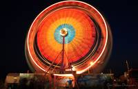 Flying Ferris Wheel