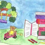 """""""Watercolor Art for Educational Website"""" by LaurenCurtis"""