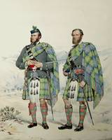 Bowman & Brown; Scottish Highlanders (MacLeay)